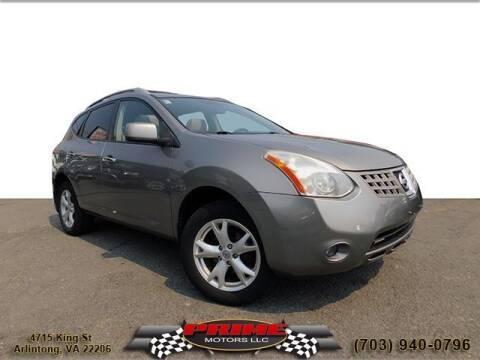 2010 Nissan Rogue for sale at PRIME MOTORS LLC in Arlington VA