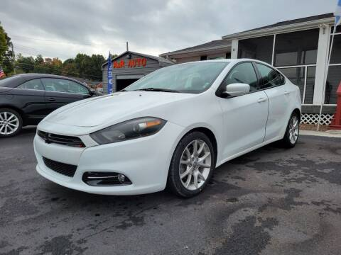 2013 Dodge Dart for sale at A & R Autos in Piney Flats TN