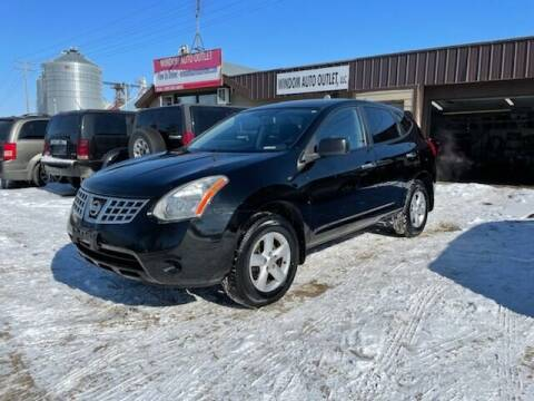 2010 Nissan Rogue for sale at WINDOM AUTO OUTLET LLC in Windom MN