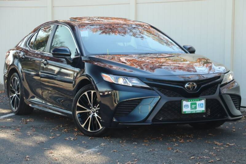 2018 Toyota Camry for sale at Jersey Car Direct in Colonia NJ