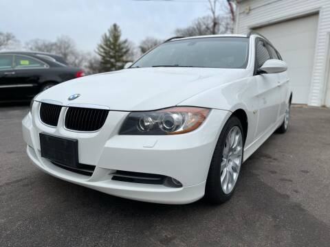 2008 BMW 3 Series for sale at SOUTH SHORE AUTO GALLERY, INC. in Abington MA