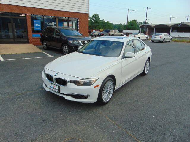 2014 BMW 3 Series for sale at Car Nation in Aberdeen MD