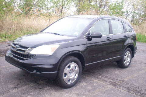 2010 Honda CR-V for sale at Action Auto Wholesale - 30521 Euclid Ave. in Willowick OH
