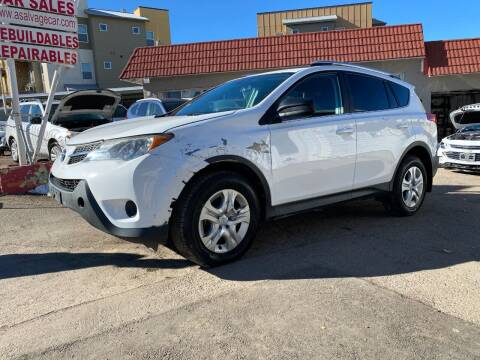 2014 Toyota RAV4 for sale at STS Automotive in Denver CO