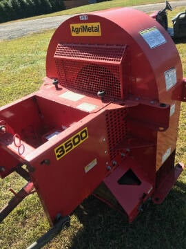 2013 AGRI-METAL 3 PT HITCH 3500 for sale at Mathews Turf Equipment in Hickory NC