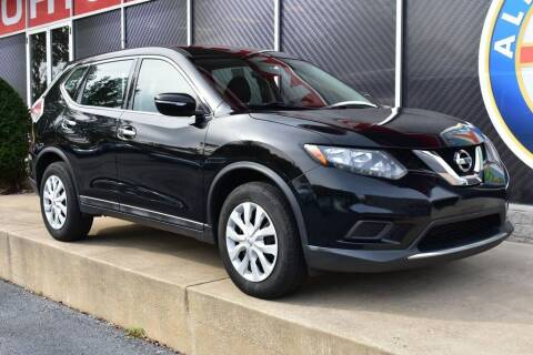 2014 Nissan Rogue for sale at Alfa Romeo & Fiat of Strongsville in Strongsville OH