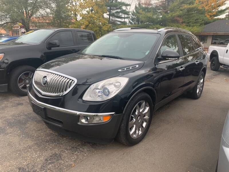 2011 Buick Enclave for sale at Leonard Enterprise Used Cars in Orion MI