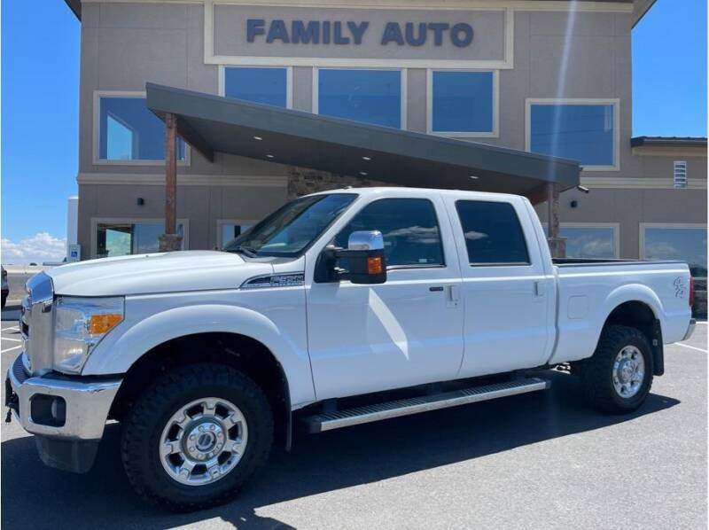 2016 Ford F-350 Super Duty for sale at Moses Lake Family Auto Center in Moses Lake WA