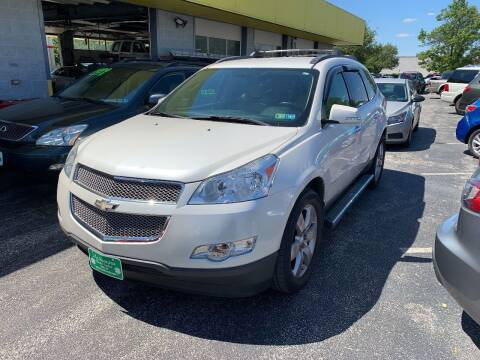 2012 Chevrolet Traverse for sale at McNamara Auto Sales - Kenneth Road Lot in York PA