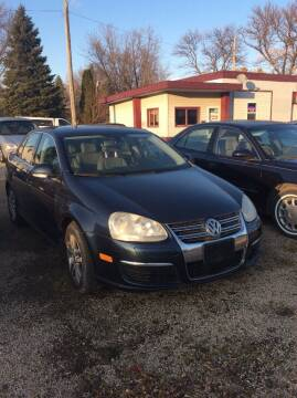 2005 Volkswagen Jetta for sale at Kimpton Auto Sales in Wells MN