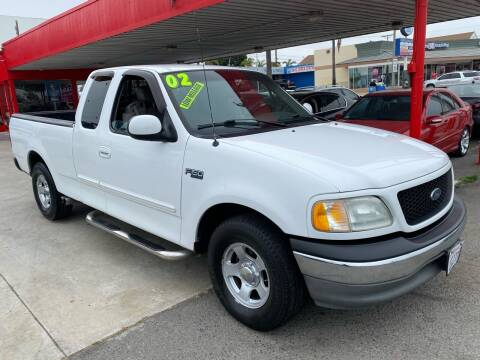 2002 Ford F-150 for sale at North County Auto in Oceanside CA