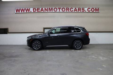2017 BMW X5 for sale at Dean Motor Cars Inc in Houston TX