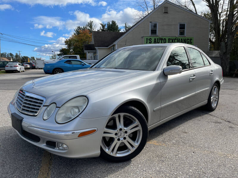 2005 Mercedes-Benz E-Class for sale at J's Auto Exchange in Derry NH