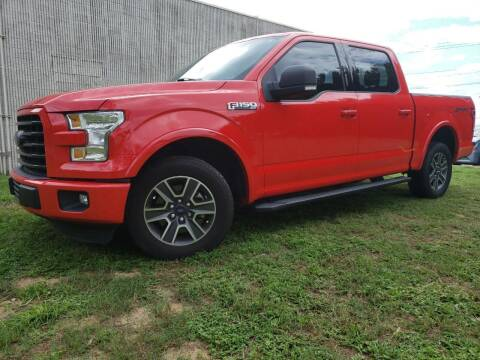 2015 Ford F-150 for sale at Capital City Imports in Tallahassee FL