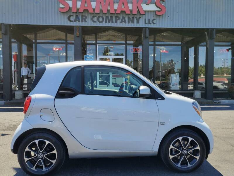 2016 Smart fortwo for sale at Siamak's Car Company llc in Salem OR