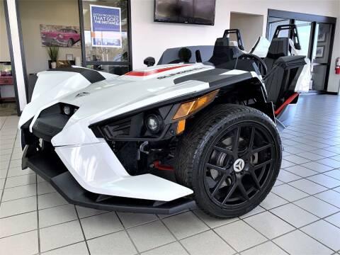 2016 Polaris Slingshot for sale at SAINT CHARLES MOTORCARS in Saint Charles IL