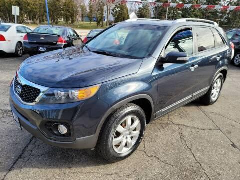 2012 Kia Sorento for sale at 1st Quality Auto in Milwaukee WI