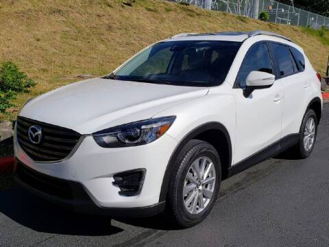 2016 Mazda CX-5 for sale at Halo Motors in Bellevue WA