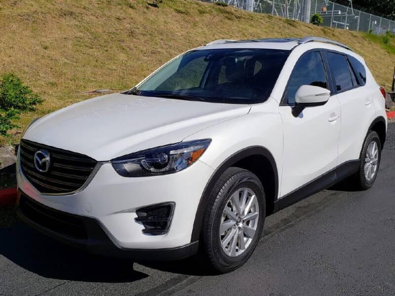 2016 Mazda CX-5 for sale at Halo Motors in Bellevue WA