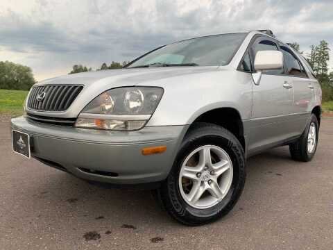 1999 Lexus RX 300 for sale at LUXURY IMPORTS in Hermantown MN