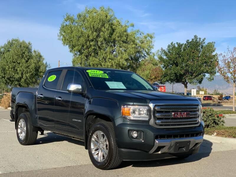 2017 GMC Canyon for sale at Esquivel Auto Depot in Rialto CA