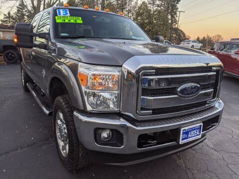 2013 Ford F-250 Super Duty for sale at GREAT DEALS ON WHEELS in Michigan City IN
