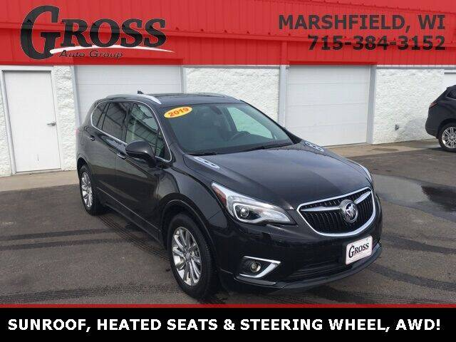 2019 Buick Envision for sale at Gross Motors of Marshfield in Marshfield WI