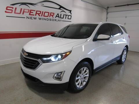 2018 Chevrolet Equinox for sale at Superior Auto Sales in New Windsor NY