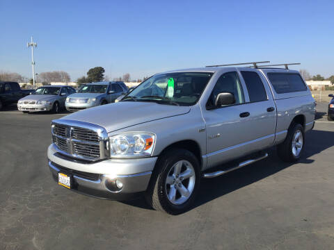 2008 Dodge Ram Pickup 1500 for sale at My Three Sons Auto Sales in Sacramento CA