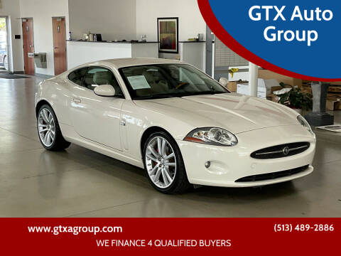 2007 Jaguar XK-Series for sale at GTX Auto Group in West Chester OH