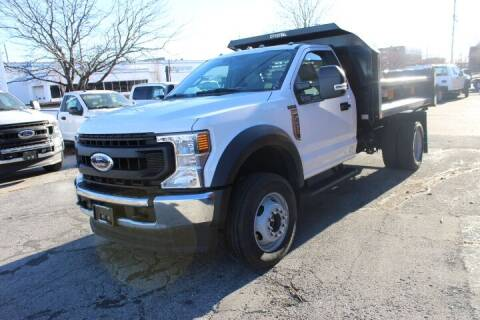 2020 Ford F-600 Super Duty for sale at BROADWAY FORD TRUCK SALES in Saint Louis MO
