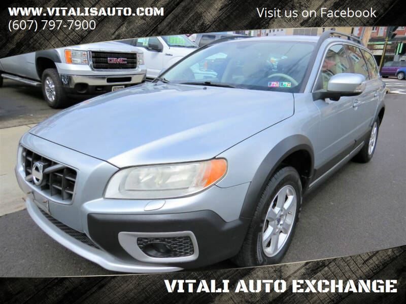 2010 Volvo XC70 for sale at VITALI AUTO EXCHANGE in Johnson City NY