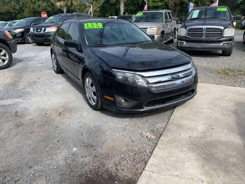 2010 Ford Fusion for sale at Auto Mart - Dorchester in North Charleston SC