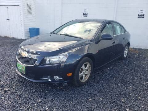 2014 Chevrolet Cruze for sale at CRS 1 LLC in Lakewood NJ