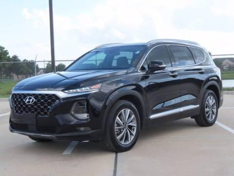 2020 Hyundai Santa Fe for sale at BIG STAR HYUNDAI in Houston TX