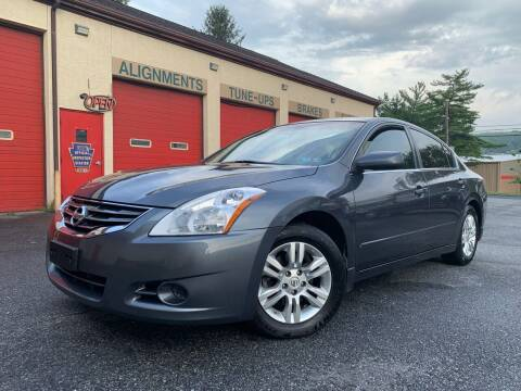 2012 Nissan Altima for sale at Keystone Auto Center LLC in Allentown PA