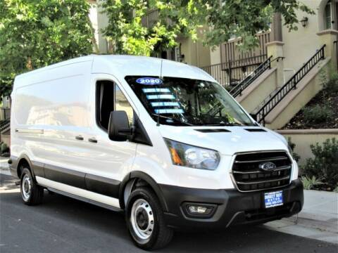 2020 Ford Transit Cargo for sale at Direct Buy Motor in San Jose CA