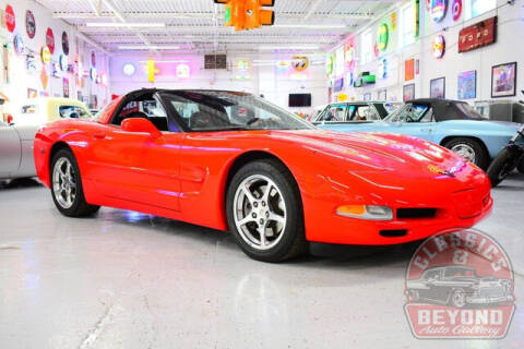 2000 Chevrolet Corvette for sale at Classics and Beyond Auto Gallery in Wayne MI