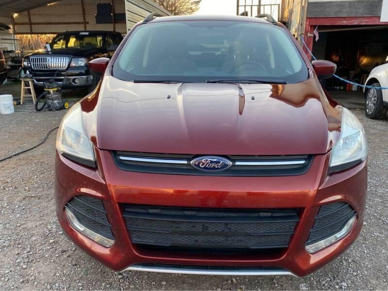 2014 Ford Escape for sale at Shoals Dealer LLC in Florence AL