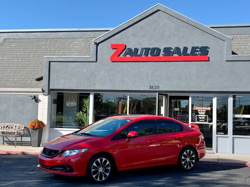 2013 Honda Civic for sale at Z Auto Sales in Boise ID