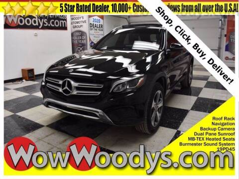 2019 Mercedes-Benz GLC for sale at WOODY'S AUTOMOTIVE GROUP in Chillicothe MO