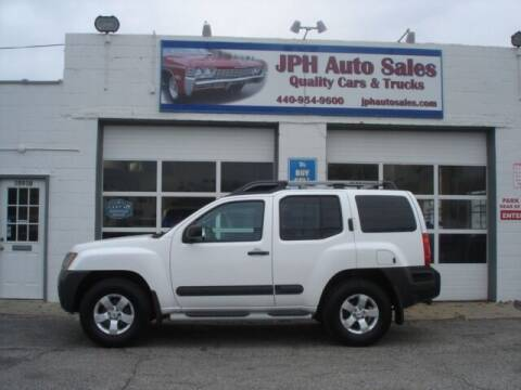 2011 Nissan Xterra for sale at JPH Auto Sales in Eastlake OH