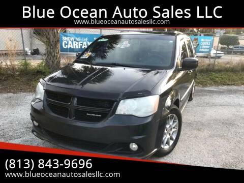 2012 Dodge Grand Caravan for sale at Blue Ocean Auto Sales LLC in Tampa FL