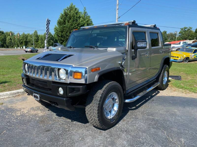 2006 HUMMER H2 SUT for sale at US 1 Auto Sales in Graniteville SC