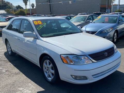 2000 Toyota Avalon for sale at North County Auto in Oceanside CA