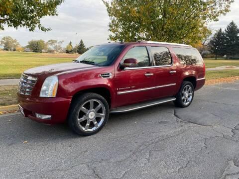 2008 Cadillac Escalade ESV for sale at Kevs Auto Sales in Helena MT