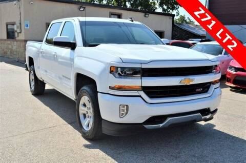 2018 Chevrolet Silverado 1500 for sale at LAKESIDE MOTORS, INC. in Sachse TX