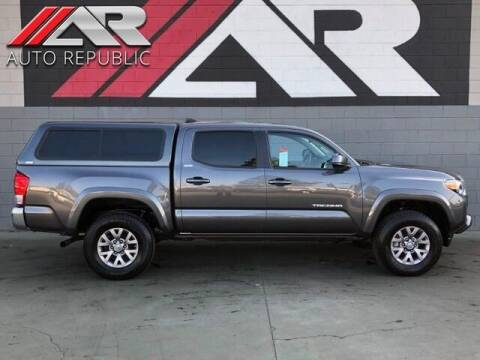 2016 Toyota Tacoma for sale at Auto Republic Fullerton in Fullerton CA