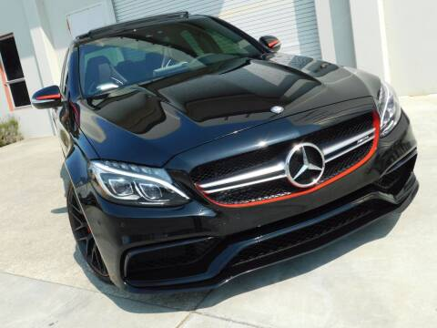 2015 Mercedes-Benz C-Class for sale at Conti Auto Sales Inc in Burlingame CA
