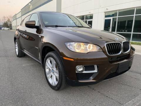 2014 BMW X6 for sale at PM Auto Group LLC in Chantilly VA